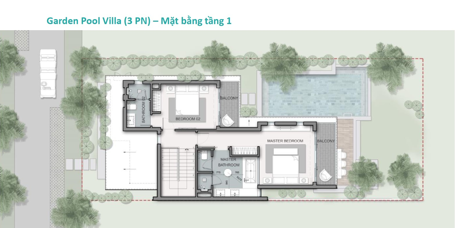 mat-bang-3pn-pool-du-an-maia-resort-quy-nhon-1
